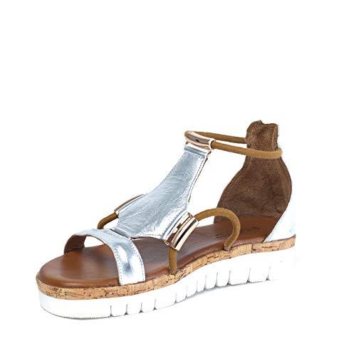 Sabot Donna Sabot Donna sandali Donna sandali Inuovo Inuovo Argento sandali Argento Inuovo Sabot q1wFzX1p