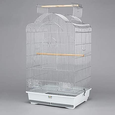 Alamber Jaula para Pájaros Aroa: Amazon.es: Productos para mascotas