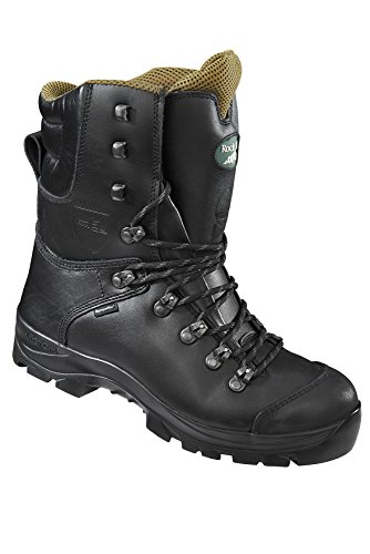 Rock Fall RF328 Chatsworth 13 Botas de seguridad – negro