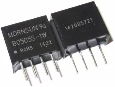 B0505S-1W DC-DC 5V power supply module 4 pin isolated converter 1WR3//2W//2WR3//3DR