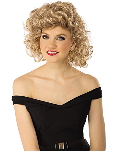 (Rubie's Costume Adult Grease Sandy Wig, Bad)