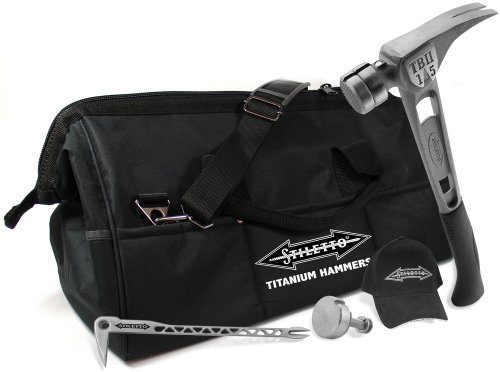 Stiletto CB5TB TiBone Combo Kit, 5-Piece by Stiletto