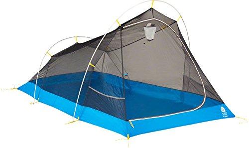 Sierra Designs Clip Flashlight 2 Tent (Blue Jewel/Silver (Sierra Designs Flashlight)