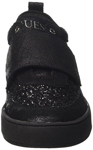 nero Guess Sneakers Flflo3sue12 Noir Basses Femme xpwxY0TXq