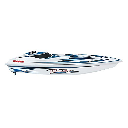 Hobby Remote Control Traxxas Tra38104-1 Blast Rtr Boat W/Esc With Tq R Rc Boats