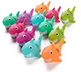 12 Pack Squirting Bath Toys, 2