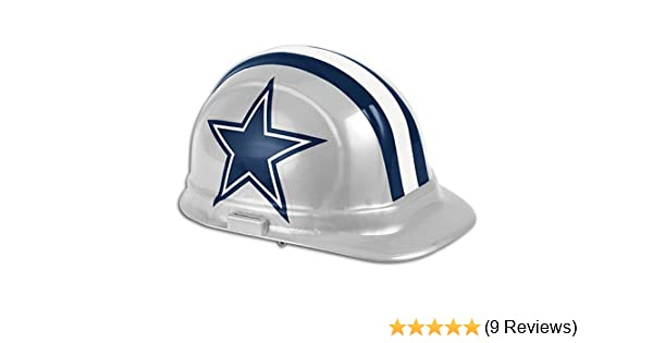 Amazon.com : NFL Dallas Cowboys Hard Hat : Sports Fan Watches : Sports & Outdoors