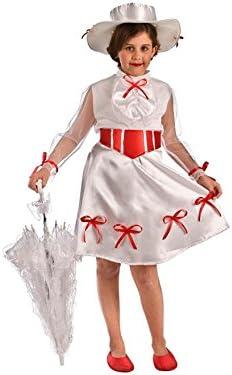 El Rey del Carnaval Disfraz de Niñera Mágica para niña: Amazon.es ...
