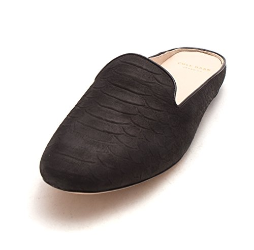 Closed Toe Womens Black Slide Haan Flats 14A4090 Cole twqIfzn