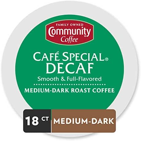 Community Coffee K-Cup Pods