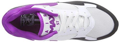 color para ST morado mujer blanco negro Air Max Zapatillas Nike YwC7vq1