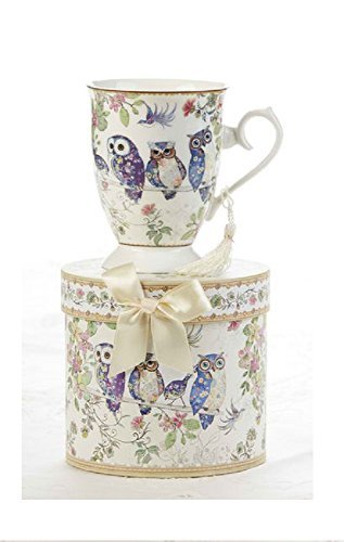 Novelty Products - Delton Products Blue Owl 4.6 inches
