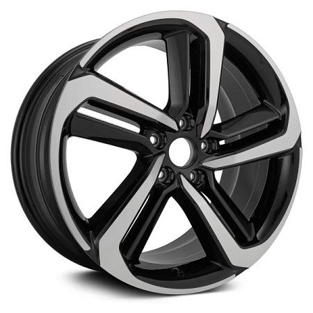 New 19 inches Replacement Alloy Wheel Rims Compatible with Honda Accord Sport 2018-2019, 64127