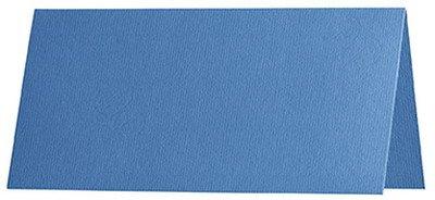 100 Stück    Artoz Serie 1001 große premium Tischkarten, gerippt    DIN A7, 131 x 103 mm, hochwertig, marineblau B002HHMN3G   Vorzugspreis