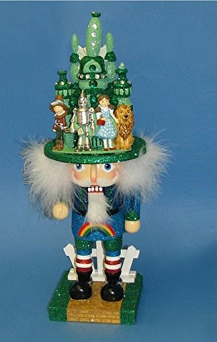 Wizard of Oz Kurt Adler Hollywood Nutcracker, 16-Inch