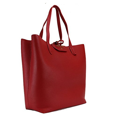 Shopping Patrizia Pepe 2V5517 AV63 F1AV Matt Red/Dark Grey