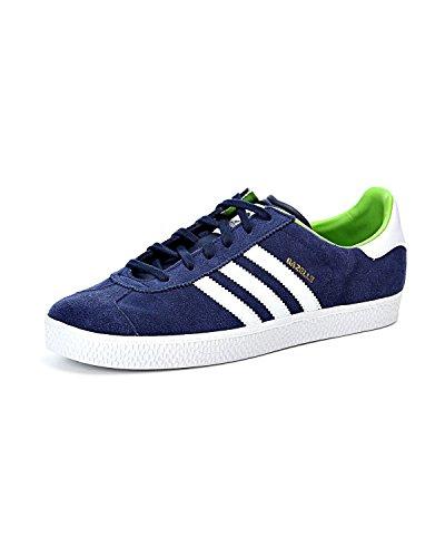 Adidas - Zapatillas de gimnasia para mujer azul oscuro