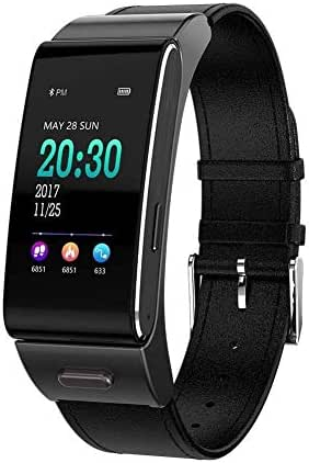 Smart Watch Bluetooth Headset + Two-in-one Call Information Synchronization Push Two-Way Pass Calorie Pedometer Sports Bracelet
