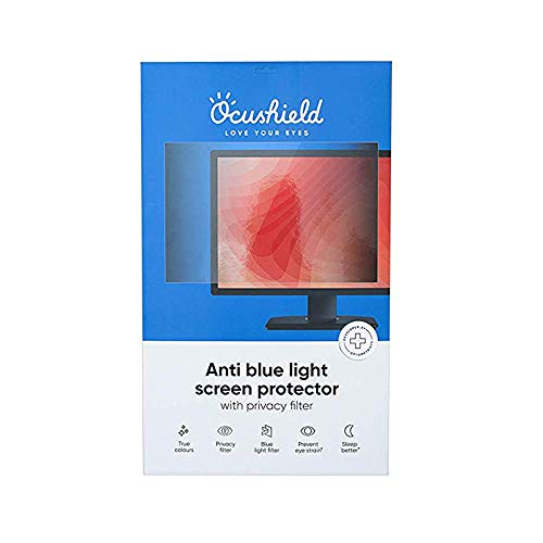 Anti Blue Light Screen Protector with Privacy