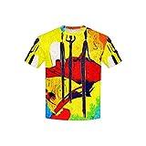 InterestPrint Africa Retro Vintage Style Kid's T-Shirts L