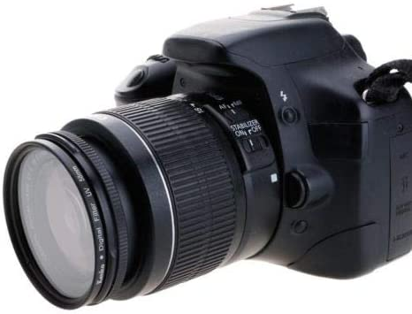 FidgetFidget 37mm-82mm Optical UV Filter DSLR Camera Lens Frame Protector for All DSLR Camera 82mm