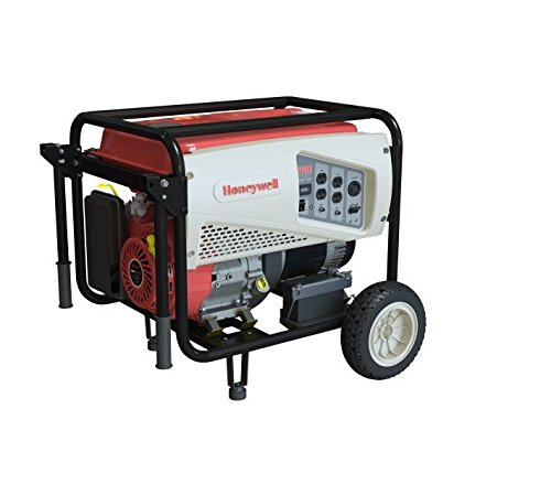 Honeywell 6039, 7500 Running Watts/9375 Starting Watts, Gas Powered Portable Generator ()