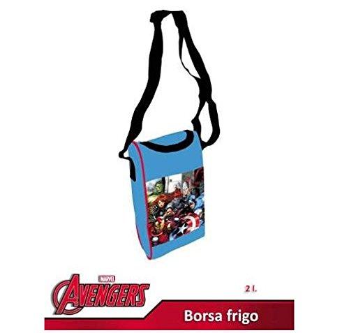 Bolsa térmica nevera a bandolera Avengers 2L mct2199: Amazon.es: Hogar