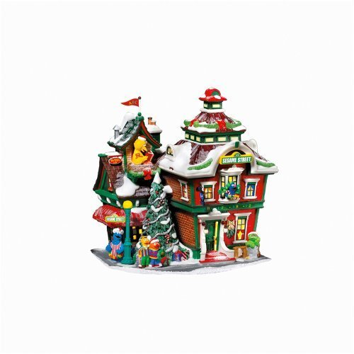Department 56 North Pole Sesame Street At The North Pole