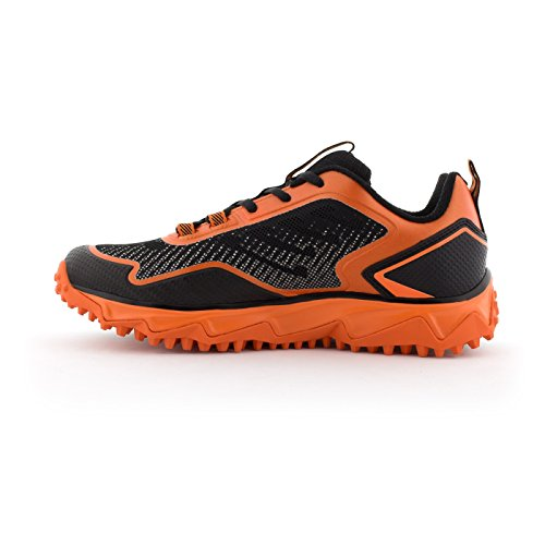 clearance manchester great sale with mastercard cheap price Boombah Men's Berzerk Turf Shoes - 13 Color Options - Multiple Sizes Black/Orange buy cheap amazing price under 50 dollars big sale for sale UpCFV