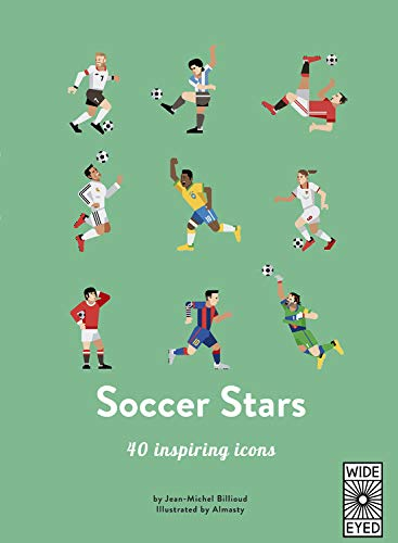 40 Inspiring Icons: Soccer Stars: Meet 40 game changers