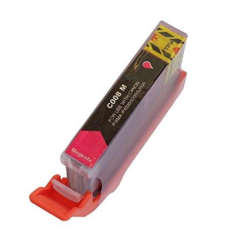 0622b002 Magenta Ink - Compatible Canon 0622B002 C, CLI-8M Magenta Inkjet Cartridge