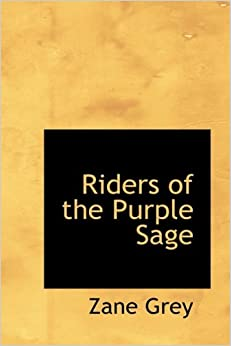 Book Riders of the Purple Sage