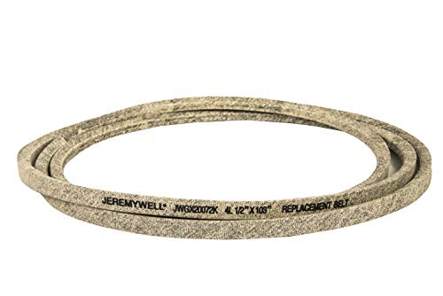 Jeremywell Replacement for John Deere GX20072, GY20570 (1/2x103) Belt Made with Kevlar Cord