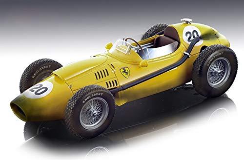 フェラーリ ディノ 246#20 O. ジェンデビーン エキュリー フランチェンズ チーム F1 ベルギーGP 1958 (レースバージョン以降) Ltd Ed 60 ピース 1/18 Tecnomodel TM18-153 D B07SLWHQ8T