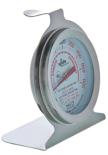 Update International (THOV-20) 2'' Oven Thermometer
