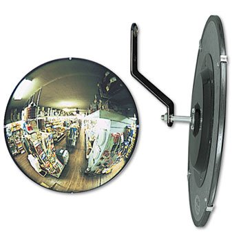 SEEN18 - See-All Industries 160 degree Convex Security - Store 160