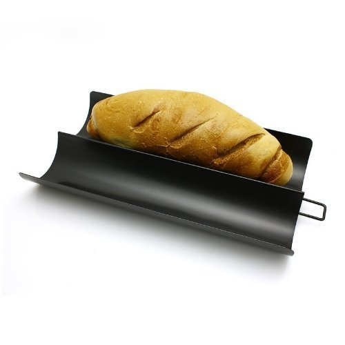 Nonstick French Bread/Baguette Pan - 16 x 8 Inch