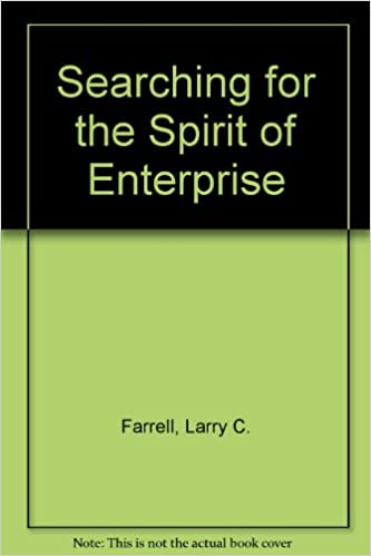 Book Searching for the Spirit of Enterprise
