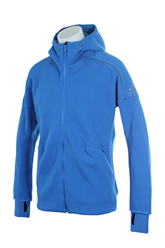 B48880 MEN ZNE HOODY ADIDAS BLUE