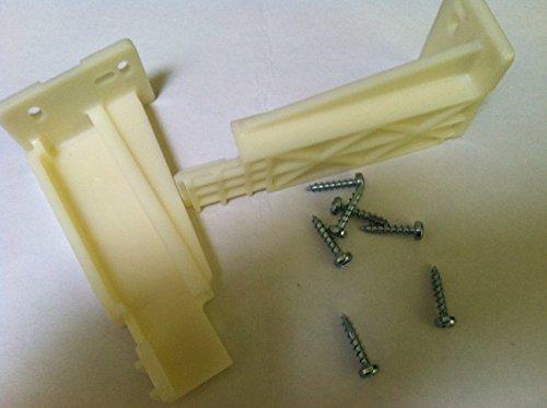 Kv 1805 Rear Mounting Socket for Euro Slides 3.75