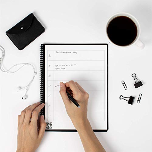 10% of the Rocketbook Fusion smart notebook