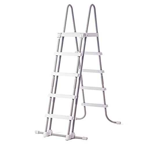 Intex Deluxe Pool Ladder with Removable Steps