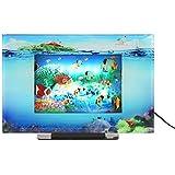 Lightahead LCD Scenery Artificial Tropical Fish Aquarium Decorative Lamp Virtual Ocean in Motion