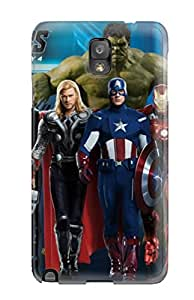 Ideal ZippyDoritEduard Case Cover For Galaxy Note 3(the Avengers 34), Protective Stylish Case