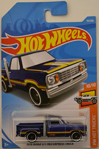 Hot Wheels 2019 Hw Hot Trucks 10/10 - 1978 Dodge Lil Red Express ()