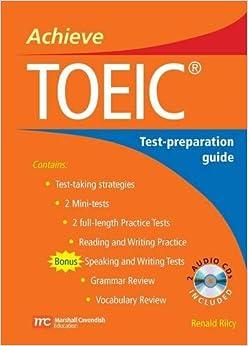 Achieve TOEIC® Achieve Toeic and Achieve Toeic Bridge