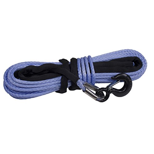 Rugged Ridge 15102.10 11/32' x 100' Synthetic Winch Rope