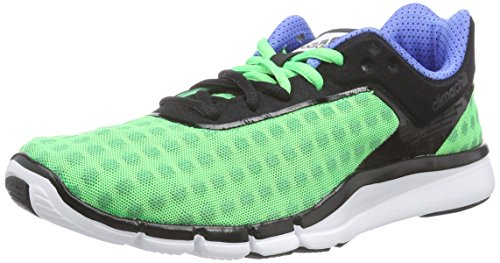 adidas Adipure 360.2 Chill Damen Sneakers Mehrfarbig (Flash Green S15/Core Black/Lucky Blue S15)