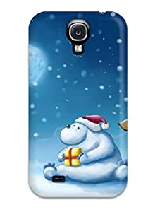 Ortiz Bland Premium Protective Hard Case For Galaxy S4- Nice Design - Humor Cartoon