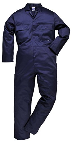 Navy Blue Coveralls - 7